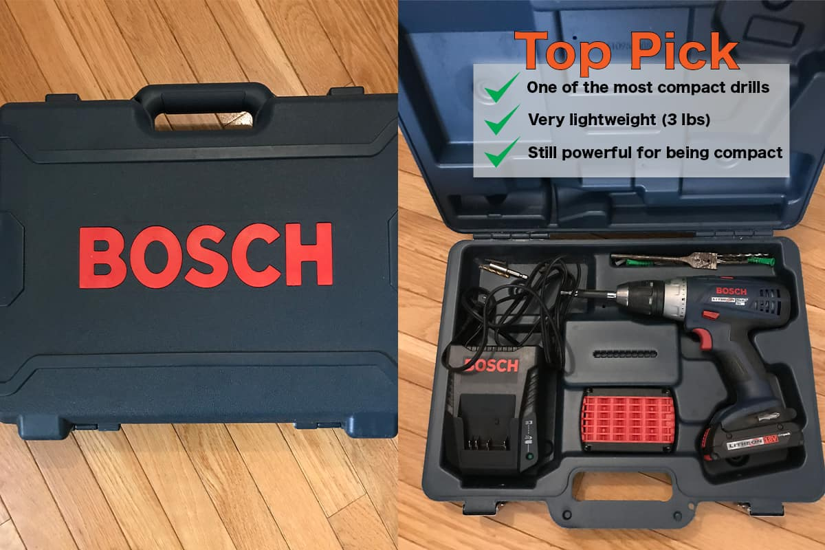 Bosch Drill Review
