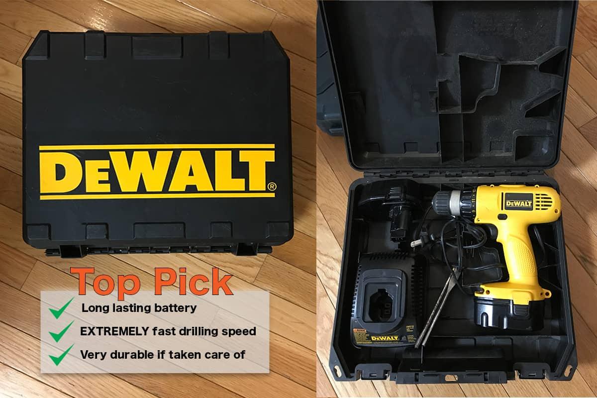 Dewalt Drill Review